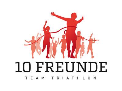 10 FREUNDE Team Triathlon Frankfurt am Main 2019sportwärts UG (haftungsbeschränkt). (© 10 FREUNDE Team Triathlon Frankfurt am Main 2019)