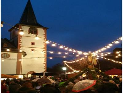 Adventsmarkt Mörlenbach