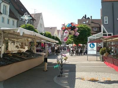 Jahrmarkt in Albstadt-Ebingen