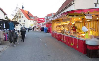 Jahrmarkt in Albstadt-Onstmettingen