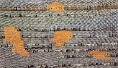 Textilkunst vom 15.-17.12.2018   Gewebt Bilder von Lina Andrea Dippel