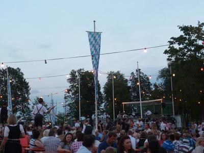 41. Seehafenfest mit Brillantfeuerwerk