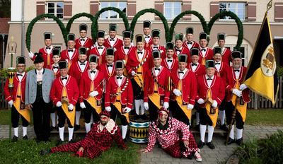 Die Kolbermoorer Schffler tanzen wieder in Gstadt