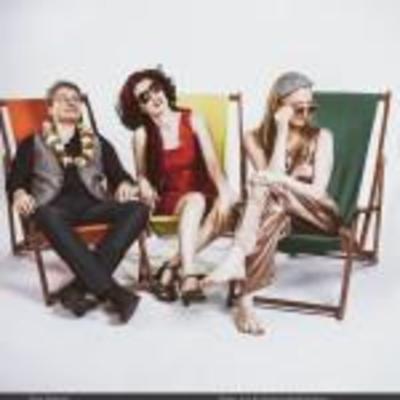 Die Drei Damen um Lisa Wahlandt