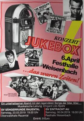 Konzert Jukebox