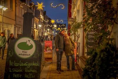 Lichterfest Untere Neustadt Husum