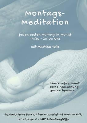 Montags-Meditation