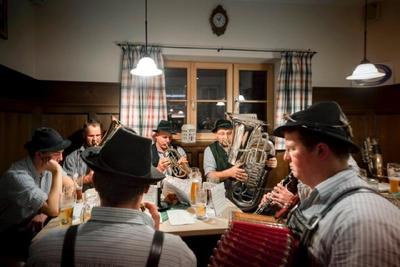 Musikanten-Stammtisch in Altenau
