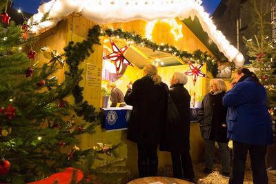 Neunkircher Weihnachtsmarkt. (© Neunkircher Kulturgesellschaft)