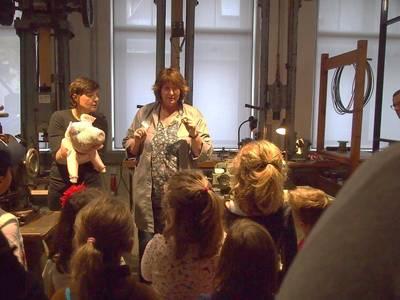 Interner Link zur Veranstaltung: Auf ins Museum