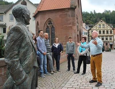 Interner Link zur Veranstaltung: Auf den Spuren von Hermann Hesse