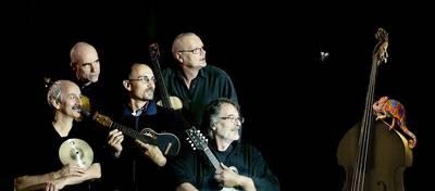 Folk in de Werdschafd - Konzert mit Patchfolk. (©  DoGuggschde e.V.)