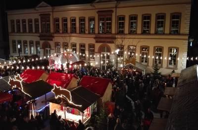 44. Viernheimer Weihnachtsmarkt. (© Stadt Viernheim)