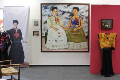 Frida Kahlo Spitzen & Tränen