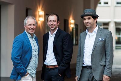 Jazz in der Schranne - Johannes Ochsenbauer Trio