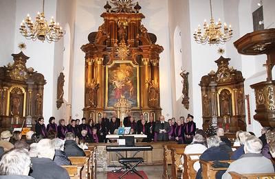 Adventskonzert in Kloster Brunnen
