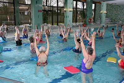 Seniorenschwimmen im BernaMare