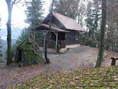 kuhhornkopfhütte. (© Wander und Freizeitverein Unterharmersbach)