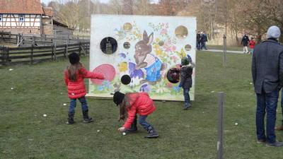 Ostern im Museum