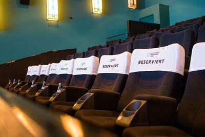 Filmfestival Max Ophüls Preis. © Oliver Dietze