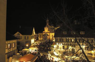 Weihnachtsmarkt Winnenden.Urlaubsland Baden Württemberg Wir Sind Süden Urlaub In Baden