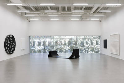 Kunstausstellung von Giuseppe Penone. (© Saarlandmuseum, Felix Krebs)