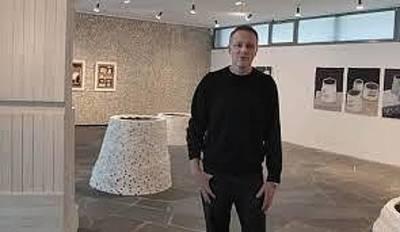Interner Link zur Veranstaltung: Atelierbesuch Eckhard Bausch