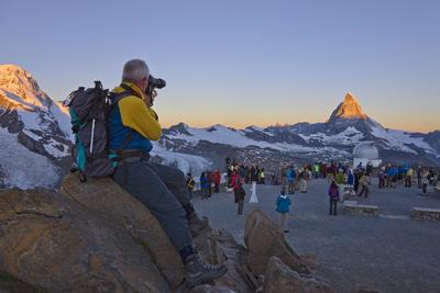Sunrise on Gornergrat