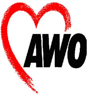 Kaffeetrinken der AWO