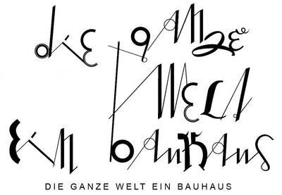 Interner Link zur Veranstaltung: Die ganze Welt ist ein Bauhaus (ifa)