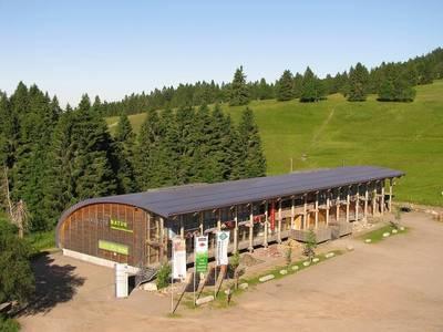 Gebäude HDN. (© Naturschutzzentrum Feldberg)