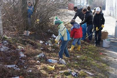 Aktion saubere Stadt