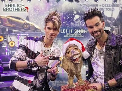 Ehrlich Brothers LET IT SNOW  die magische Weihnachtsshow