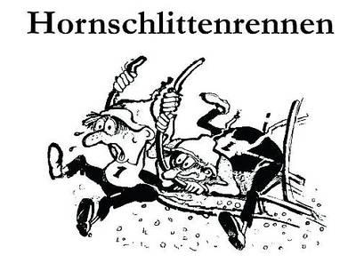 Kinderschlitten-Rennen. (© Hornissen St. Märgen Thomas Zipfel)