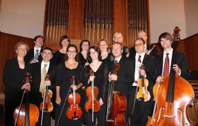 Le Phénix mit dem Barockorchester und dem Fagottisten Sergio Azzolini