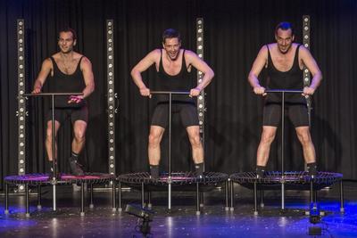 JUMP! Die verrückte Comedy-Show mit Starbugs