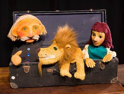 Puppentheater Himmelreicher Anna Löwenkind