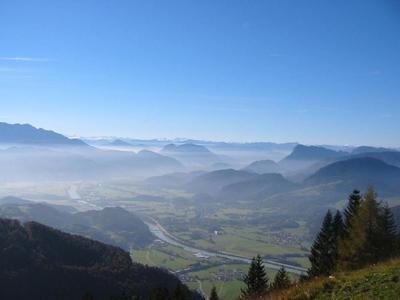 Gefhrte Wanderung zum Kranzhorn