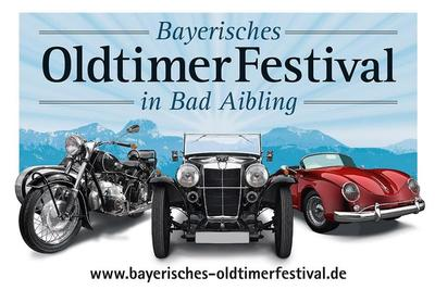 Bayerisches OldtimerFestival Maxlrainer Oldie Feeling