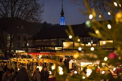 Interner Link zur Veranstaltung: 30. Musikalischer Weihnachtsmarkt
