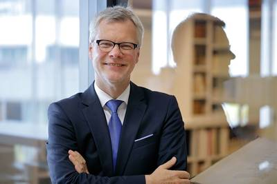 Dr. Jan-Pieter Barbian. (© Friedhelm Krischer)
