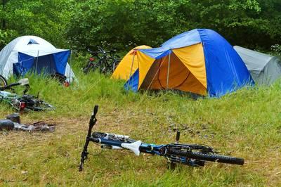 2. Bikepacking-Tour Habichtswaldrunde XL