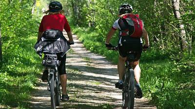 E-Bike  Frühstückstour zum Naturparkzentrum