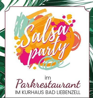 Interner Link zur Veranstaltung: Salsa-Abend im Parkrestaurant