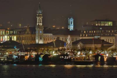 Adventsfahrten zum Konstanzer Weihnachtsmarkt. (© IBT Konstanz: Mende)