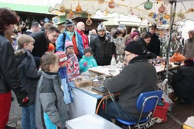 Weihnachtsmarkt in Königsfeld
