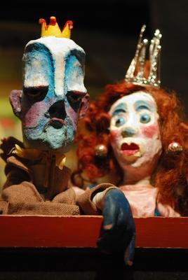Kasperl und die Stinkprinzessin 2. Vorstellung