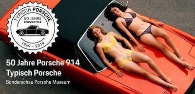 50 Jahre Porsche 914 – Typisch Porsche