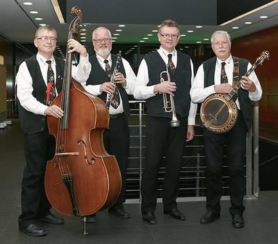 Interner Link zur Veranstaltung: Bosch Swing Quartett