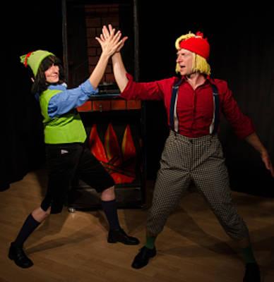 Kindertheater Max und Moritz